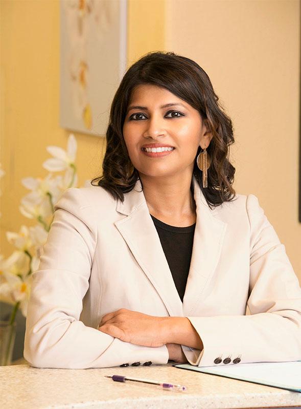 Dr. Monisha Rajan DDS